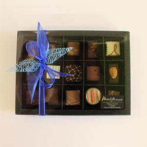 Heerlijk chocolade bestellen 15-stuks
