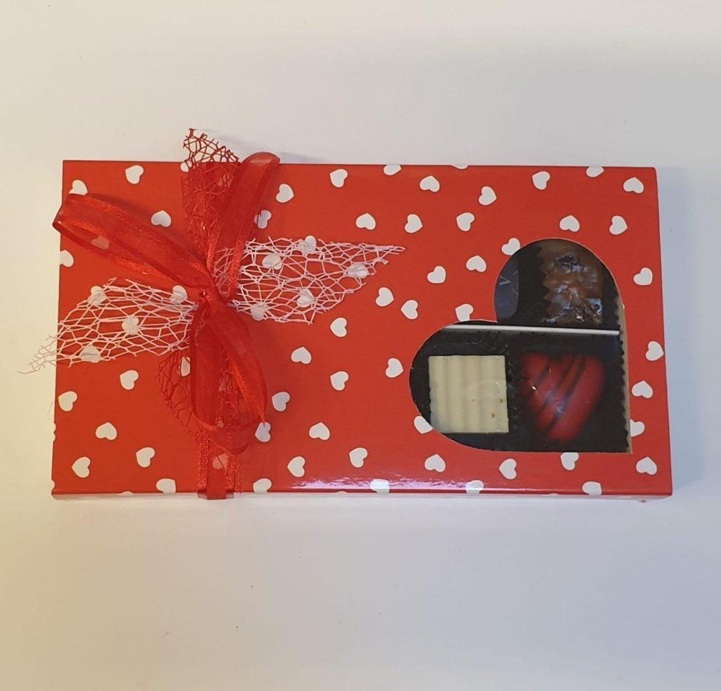 valentijn chocola chocolade heerlijk 2021